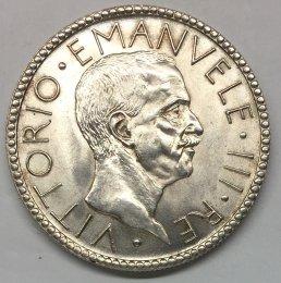 Vittorio Emanuele III - 20 lire ...