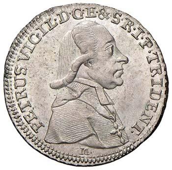 TRENTO – Conte di Tun (1776-1796 ...