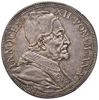 INNOCENZO XII – Roma (1691-1700) ...