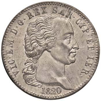 VITTORIO EMANUELE I (1802-1821) - ...