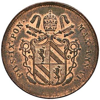 PIO IX – Roma (1846-1870) - 2 ...