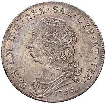 CARLO EMANUELE III (1755-1773) - ...
