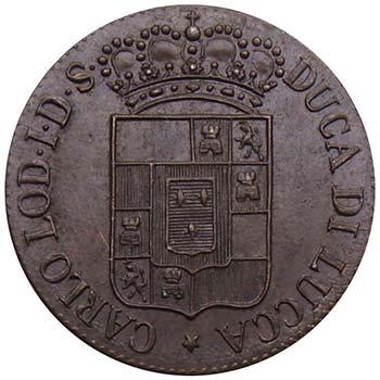 Ducato di Lucca – Carlo Ludovico ...