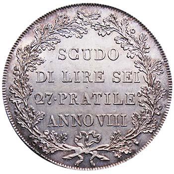 Milano – Repubblica Cisalpina ...
