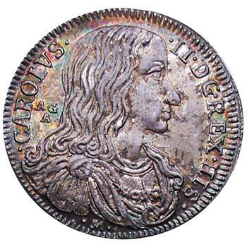 Napoli – Carlo II (1665-1700) - ...