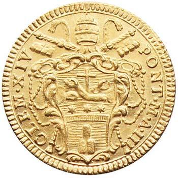 Clemente XIV – Roma (1769-1774) ...