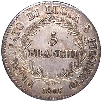 Firenze – Principato di Lucca e ...
