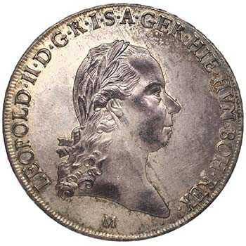 Milano – Leopoldo II (1790-1792) ...