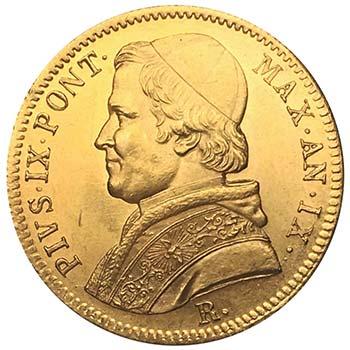 Pio IX – Roma (1846-1870) - 5 ...