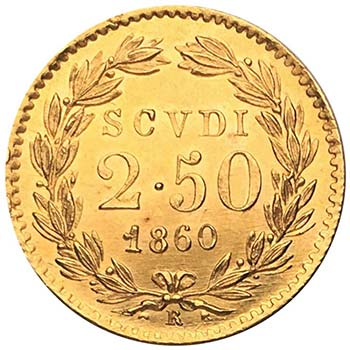 Pio IX – Roma (1846-1870) - 2,5 ...