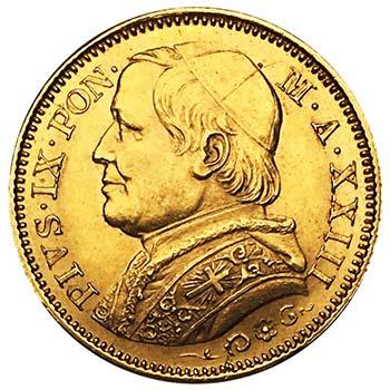 Pio IX – Roma (1846-1870) - 20 ...