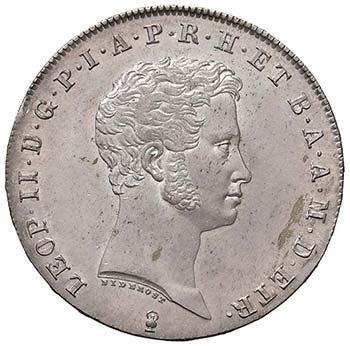 Firenze – Leopoldo II di Lorena ...