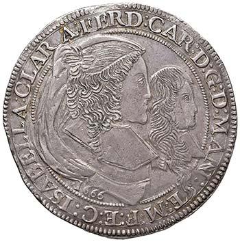 Mantova - Isabella Clara d'Austria ...