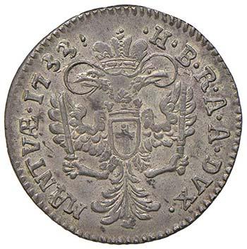 Mantova – Carlo VI (1708-1740) - ...