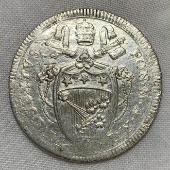 Roma – Pio VI - (1775-1799) ...