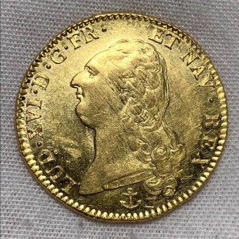 Francia – Luigi XVI - ...