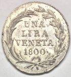 Provincia Veneta - 1 lira 1800