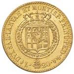 20 Lire 1816 - Gig. 11 Minima ...
