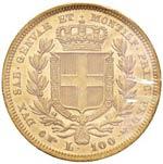 100 Lire 1833 Torino - Gig. 3 ...