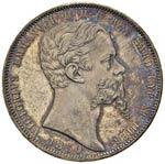 5 Lire 1850 Genova - Gig. 30 ...