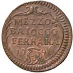 Ferrara – Benedetto XIV - ...